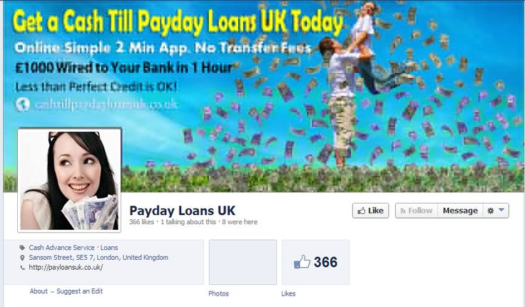 https://www.facebook.com/InstantPaydayLoansUK - Instant Payday Loans Online Instant Payday Loans UK Online – Safe & Secure, No penalty for early repayment, Private & Confidential. Get Financial Help Without Hassles!