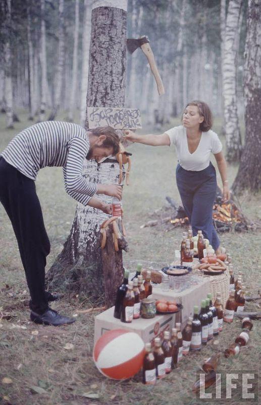Советская молодёжь 60-х - Город.томск.ру