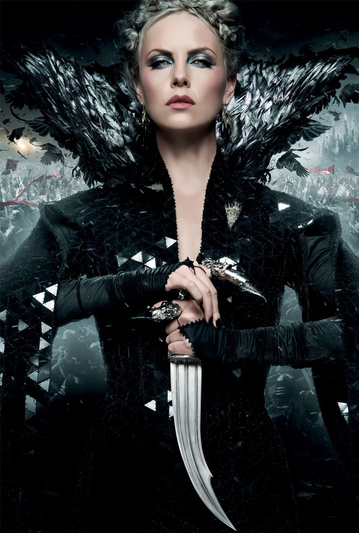 Snow White and the Huntsman - Queen Ravenna - Charlize ...