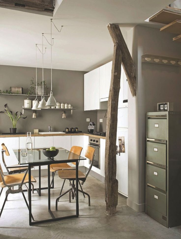 84 best images about corse maison on pinterest deco cuisine petite cuisine - Faire une cuisine ouverte ...