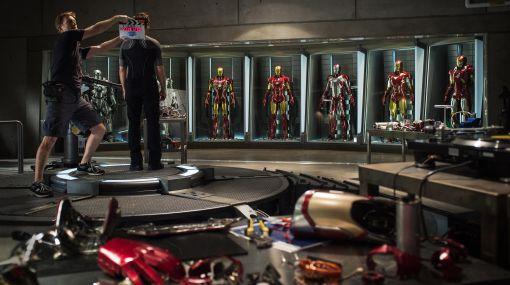 """Esta es la primera imagen de """"Iron Man 3"""""""