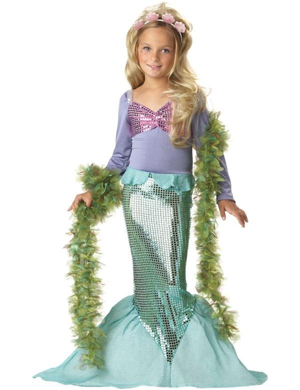 Child Little Mermaid Costume | Simply Fancy Dress