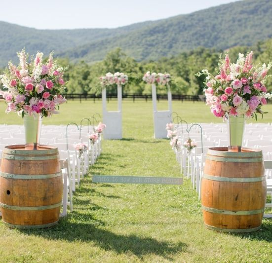 233 Best Images About Outdoor Wedding Ideas On Pinterest