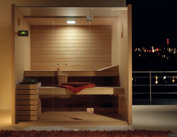 Sauna Sky By Talocci Design