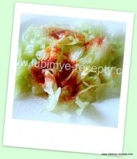 Рецепт зелёного салата с маринадом по-венгерски