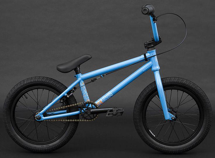 "Flybikes - 2017 Neo 16"" Complete BMX Bike   #BMX #bike #bicycle #2017 #blue #style #design #flybikes"