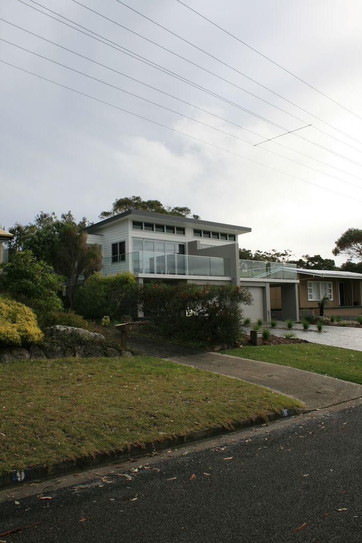 Jervis Bay beach house