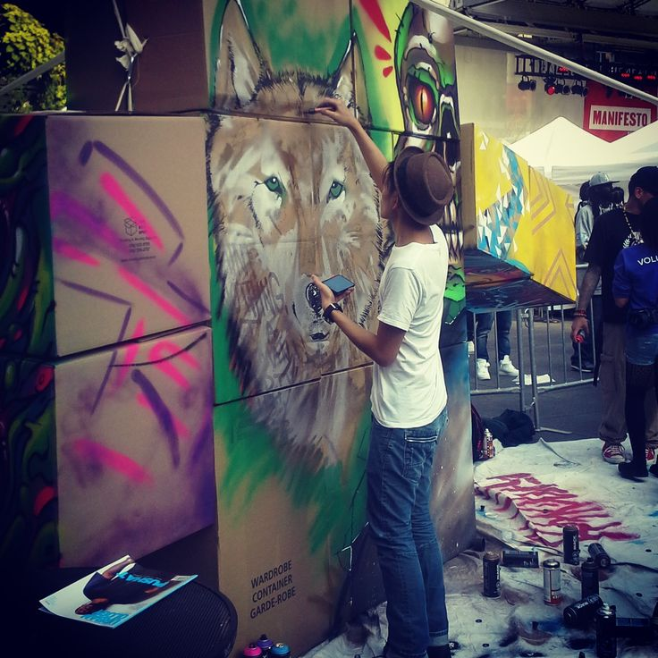 #manifesto festival at #yongedundassquare #toronto! #art #artmatters #streetart #thepurplescarf #melanieps