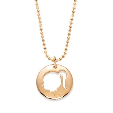 A little girl is coming into the family? Let's celebrate with the new Girl pendant by Lilou! Wear it on a necklace or a bracelet, to keep your children close to you... #lilou #bracelet #necklace #girl #pendant #family #children