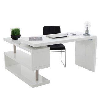 Best 25 bureau d 39 angle ideas on pinterest bureau d - Fabriquer un bureau d angle ...
