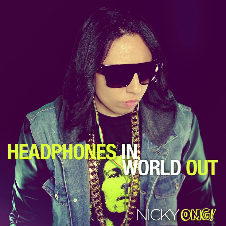Headphones In World Out http://www.youtube.com/watch?v=B5Shfl8uELQ https://itunes.apple.com/us/album/headphones-in-world-out-single/id718988040