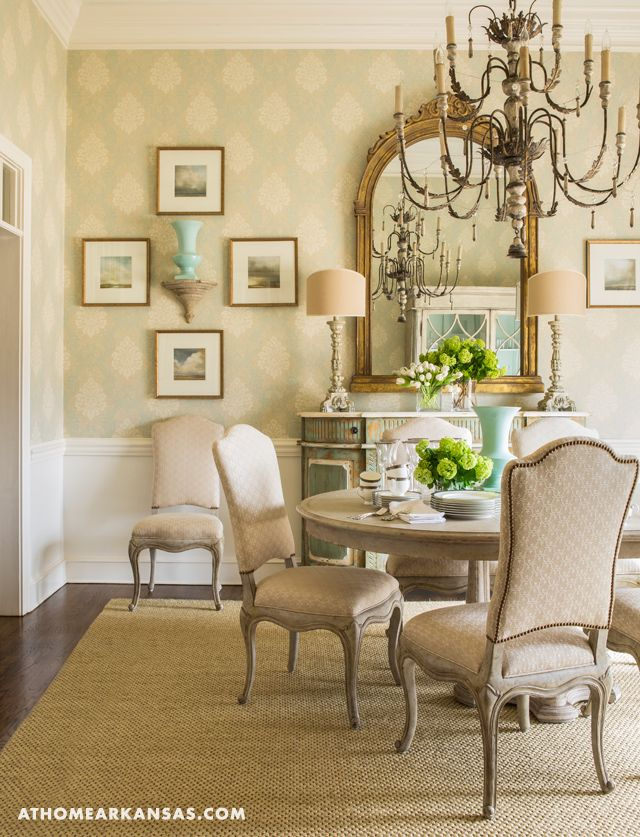 162 best Dining Rooms images on Pinterest | Arkansas, Dining rooms ...