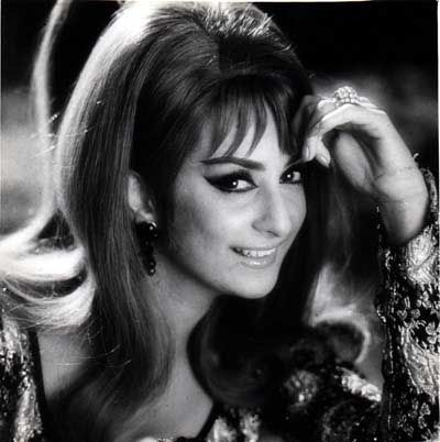 Saira Banu - one of the most iconic faces of bollywood