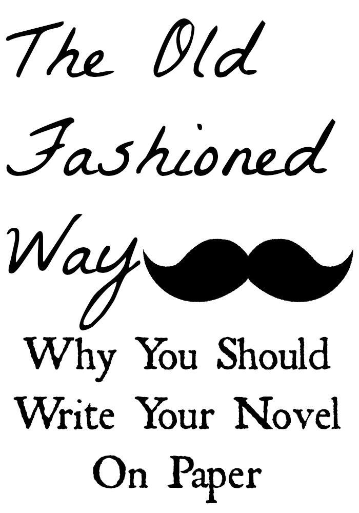 should blog your novel