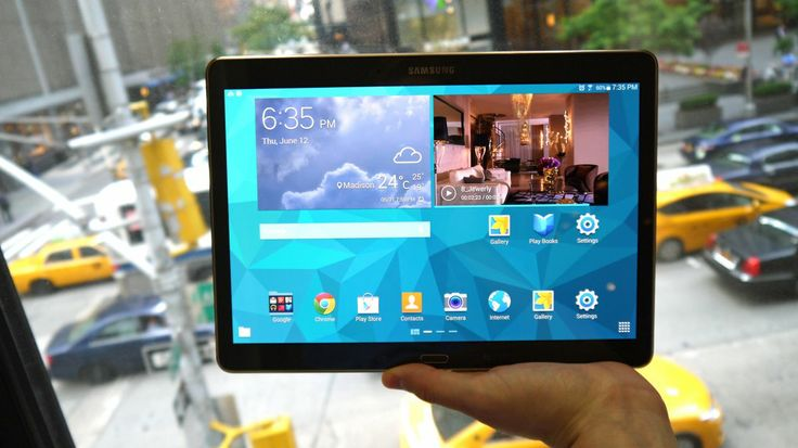 5 Samsung Galaxy Tab S features you need to know about