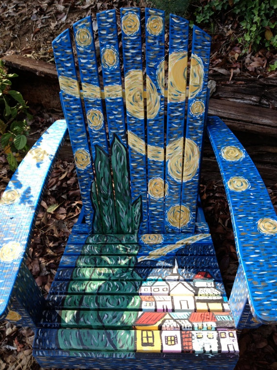 Ode to the Adirondack Chair