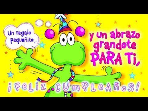 Feliz Cumpleaños Sobrino - YouTube