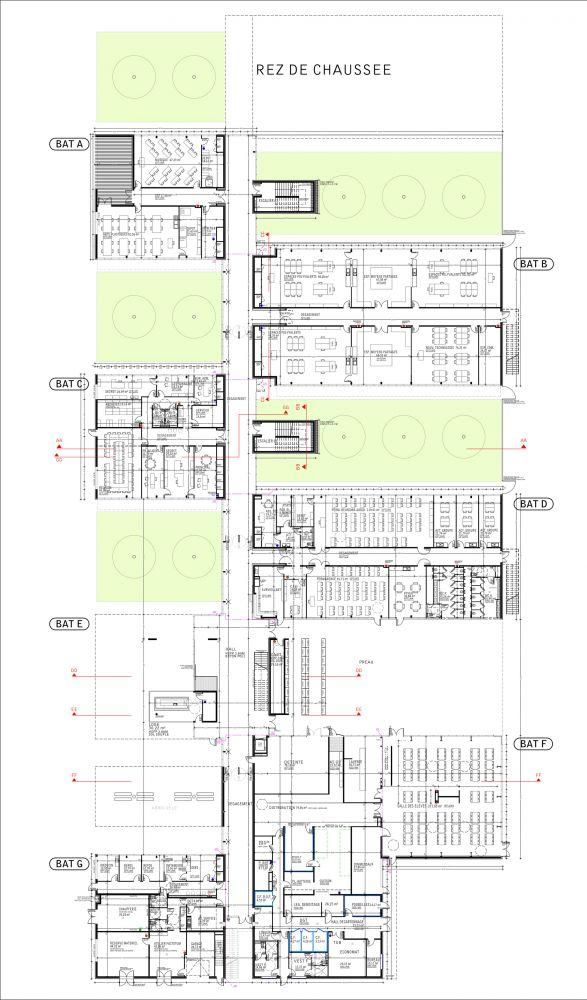 Public Middle School Of Labarthe-Sur-Lèze / LCR Architectes