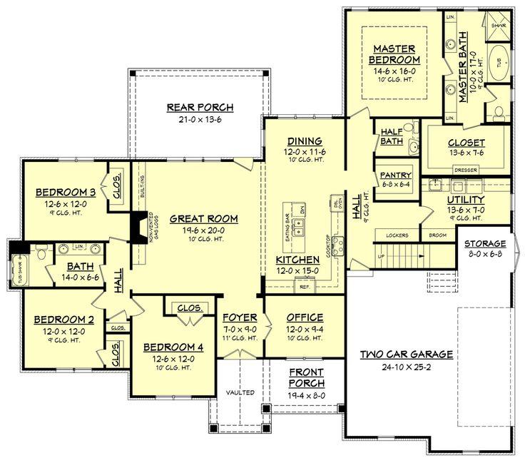 Wonderful 156 Best Floor Plans Images On Pinterest | Floor Plans, Architecture And  Arquitetura