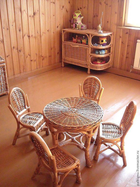 Купить Комод плетеный - ивовая лоза, лоза, плетеный комод, плетеная мебель, мебель для дачи