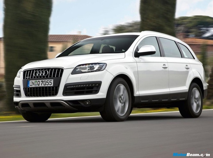 Best Car Zone Images On Pinterest Cars Avatar And Beautiful - Audi q7 carzone