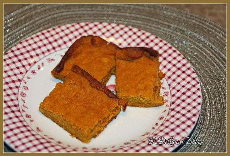 Southern yummy...Sweet Potato Pudding! My Grandma made this stuff!