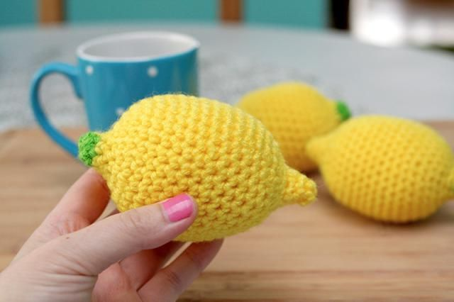 Stitch Away Stress with #Crochet - free stress ball pattern from @twinkiechan and @CYCyarncouncil
