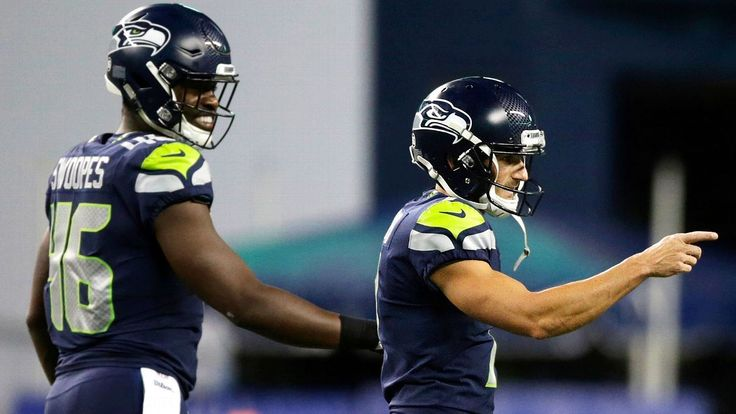 So far, Blair Walsh's comeback bid with Seahawks is right on track #FansnStars