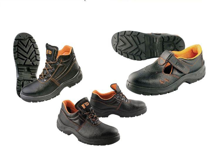 Włoska kolekcja #obuwia #roboczego i #ochronnego PANDA, wyróżnią się doskonałą ergonomią, jakością użytych materiałów oraz nowoczesnym stylem. W jej skład wchodzą #trzewiki #ochronne z podnoskiem, #półbuty oraz na okres letni #sandały. #Buty przeznaczone są dla pracowników przemysłu, budownictwa, spedycji i magazynowania, usług komunalnych.