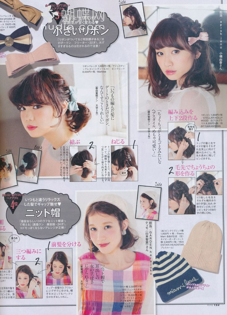 Hairstyle Magazine 101 hairstyles Various Hairstyles
