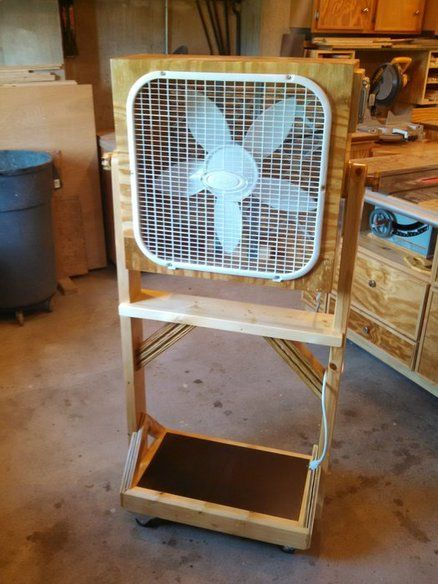 Shop Fan/Air Filter