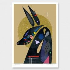 Tesem Art Print by Pete Cromer