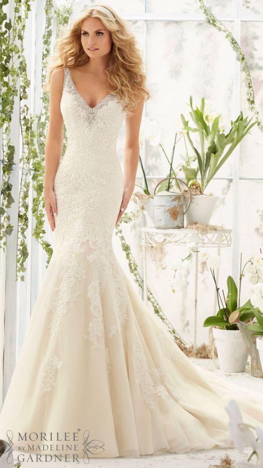 38e3b4f12ca Wedding dress idea  Featured  Mori Lee