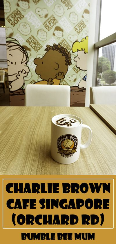 Charlie Brown Cafe Singapore at Orchard Cineleisure - Bumble Bee Mum http://bumblebeemum.net/2015/10/08/charlie-brown-cafe-singapore-orchard-cineleisure-review/