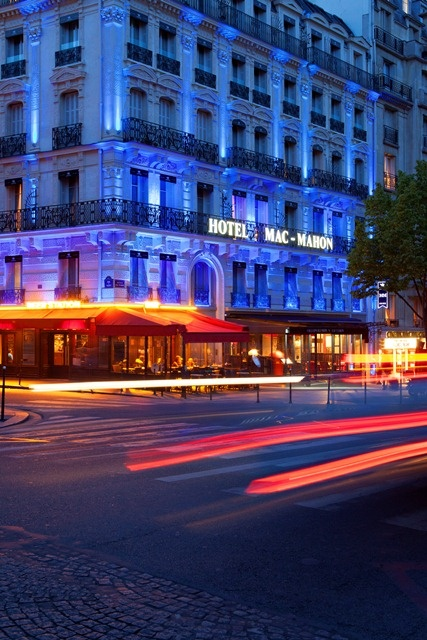 30 best images about champs elys es on pinterest luxury hotels theater and - Hotel champs elysees mac mahon ...