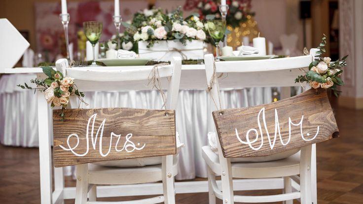 DIY Hochzeit: Machen Sie die Hochzeitsdeko doch selbst!
