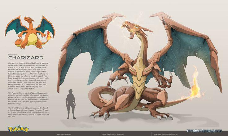Artista recria Pokémons da primeira geração em sensacionais versões metálicas - Critical Hits