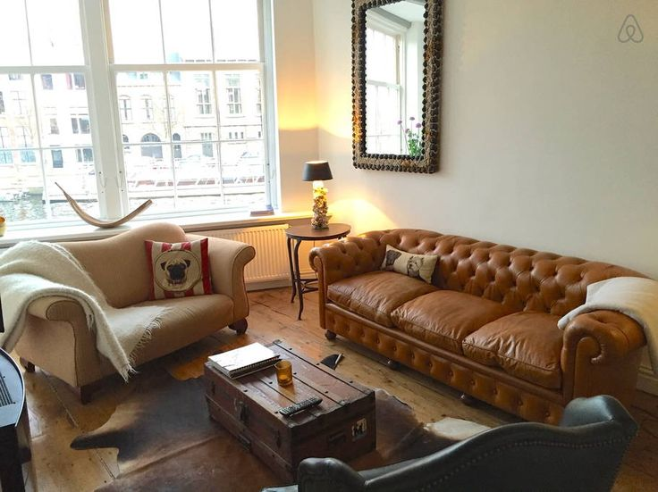 Check out this awesome listing on Airbnb: Teylers Apartment anno 1608 - Houses for Rent in Haarlem