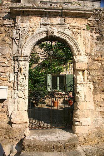Hotel Gate, Menerbes, Provence
