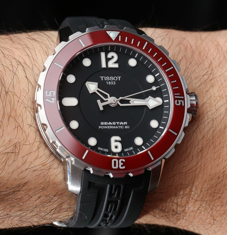 Tissot Seastar 1000 Powermatic 80 Watch Hands-On: Upgrades Increase The Want