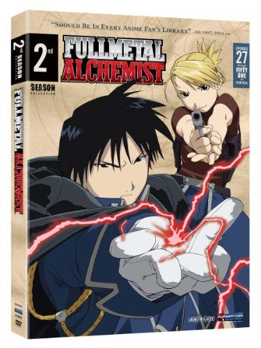 Fullmetal Alchemist: Season 2 (Viridian Collection) Funimation http://www.amazon.com/dp/B003VQO4W0/ref=cm_sw_r_pi_dp_K9P9tb0QNR1AR