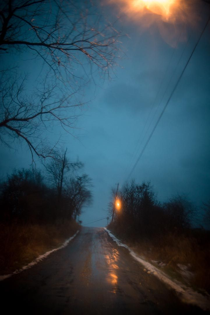 Seasons Road - Todd Hido