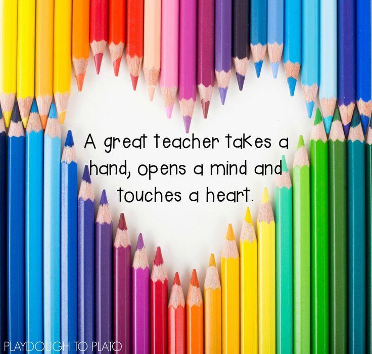 List three ways a teacher can be an inspiration?