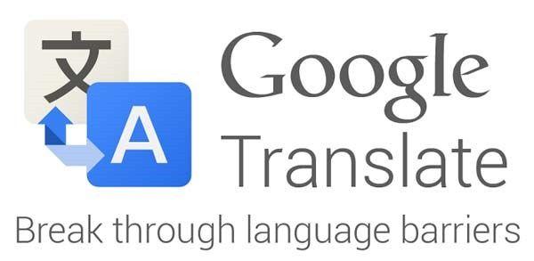Google traduction pour traduire les consignes écrites en cours grâce à la fonctionnalité de traduction instantanée.