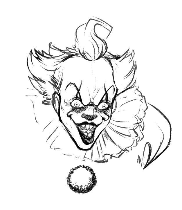 snls birthday clown sketch - 627×724