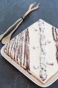 Cheesecake al cocco senza cottura | The Black FigCheesecake al cocco senza cottura | The Black Fig