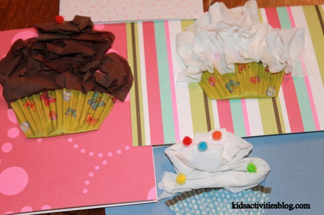 Homemade Kids Birthday Cards Ideas