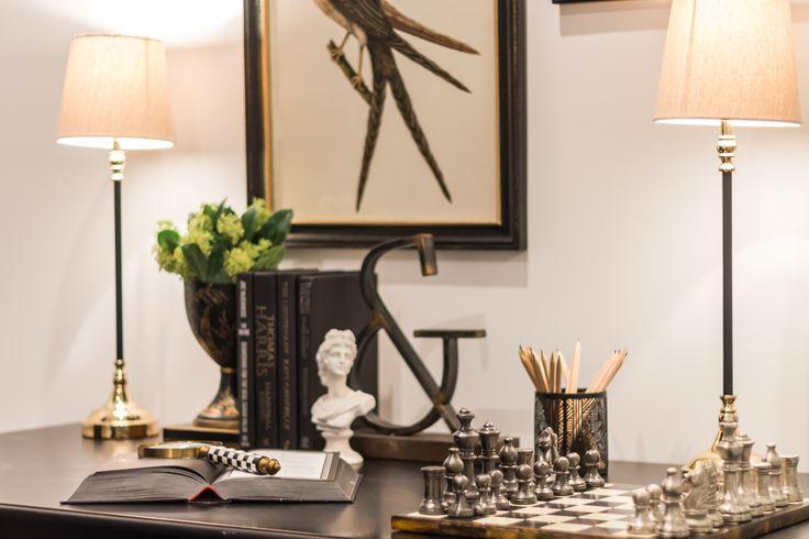 Desk Styling/Desk Accessories