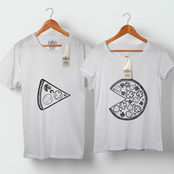 BFF shirts. We should make every shirt have one slice in order of a pie so the whole squad can have one!