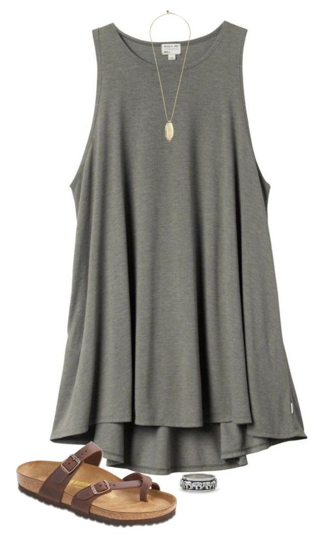 """""""•dresses•"""" by simply-preppy-girl ❤ liked on Polyvore featuring H&M, Birkenstock and Sam Edelman"""